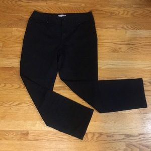 Chico's Black Jeans size 1